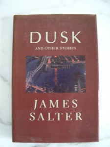 cover image for Dusk, by James Salter
